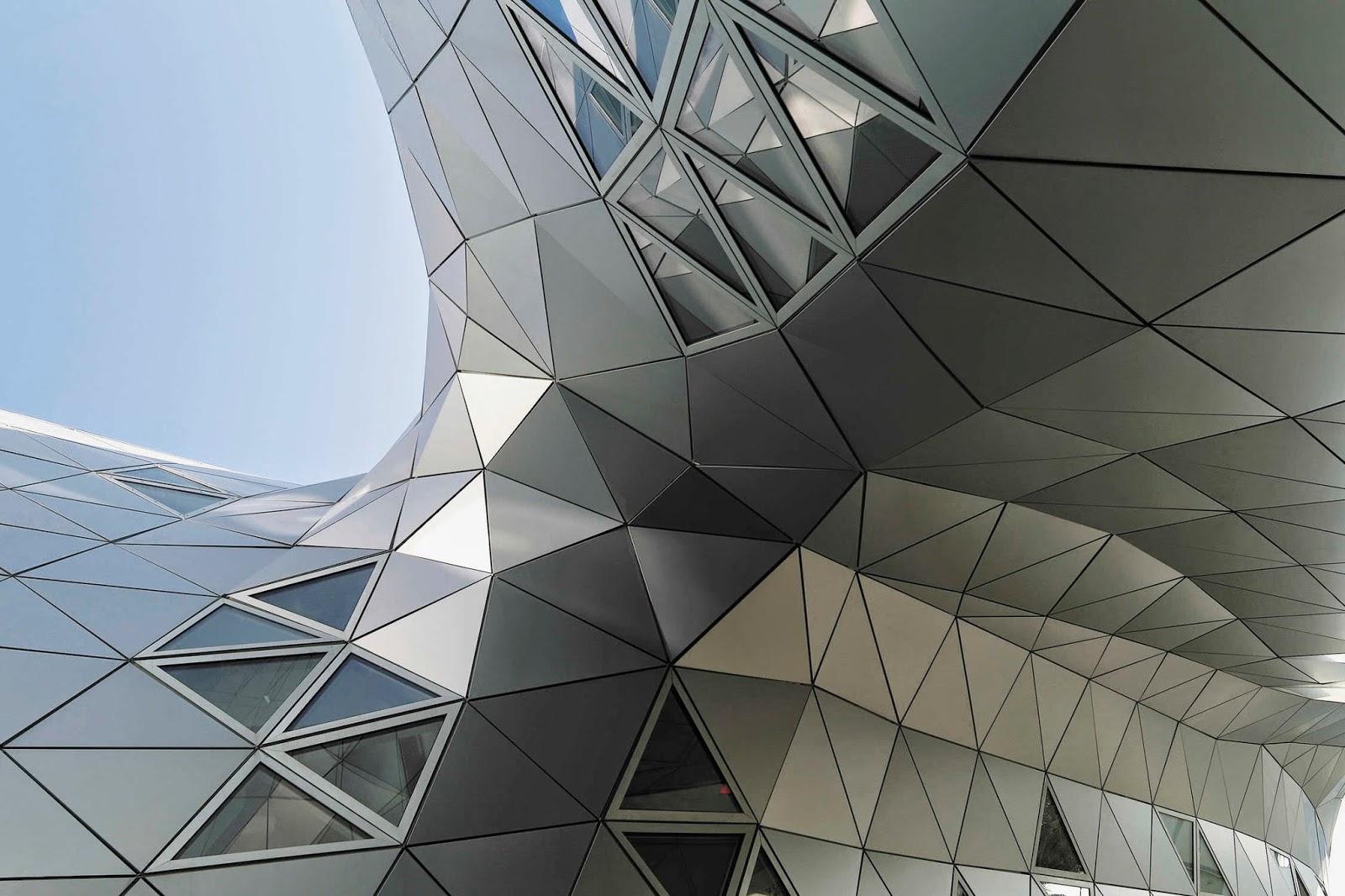 Итоги российского конкурса с международным участием 'Алюминий в архитектуре'