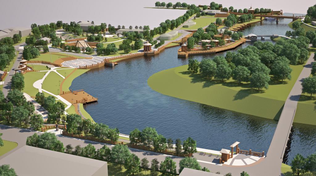 Конкурс на архитектурно-градостроительное и объемно-планировочное решение музейного комплекса «Водные пути Севера»